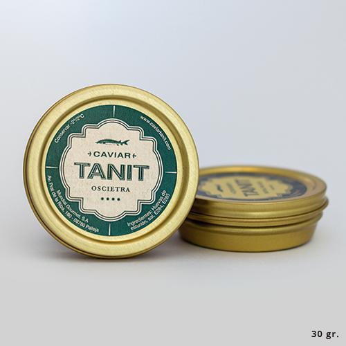 Caviar Tanit-Oscietra 30 gr