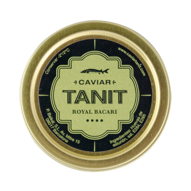 Caviar Tanit Bacari